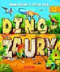 Dinozaury Naklejam i uczę się 6-9 lat