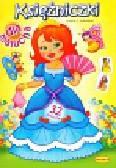 Księżniczki Kolorowanka dla malucha