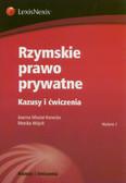 Misztal-Konecka Joanna, Wójcik Monika - Rzymskie prawo prywatne Kazusy i ćwiczenia