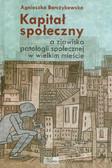 Barczykowska Agnieszka - Kapitał społeczny a zjawiska patologii społecznej w wielkim mieście