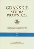 --- - Gdańskie Studia Prawnicze - Przegląd Orzecznictwa 2011, nr 1