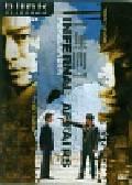 Felix Chong, Alan Mak - Infernal Affairs Piekielna gra (Płyta DVD)