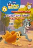 Magic English Czytaj po angielsku z Disneyem Lady runs away z płytą CD. Ucieczka Lady. Poziom 2