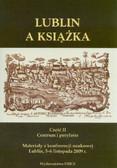 Lublin a książka