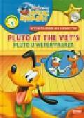 Magic English Czytaj po angielsku z Disneyem Pluto at the vet`s z płytą CD. Pluto u weterynarza. Poziom 1