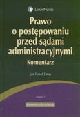 Tarno Jan Paweł - Prawo o postępowaniu przed sądami administracyjnymi. Komentarz