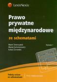 Świerczyński Marek, Zachariasiewicz Maciej, Żarnowiec Łukasz - Prawo prywatne międzynarodowe ze schematami