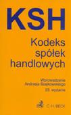 wpr. Szajkowski Andrzej - Kodeks spółek handlowych i inne akty prawne