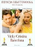 Woody Allen - Vicky Cristina Barcelona. Edycja limitowana DVD+CD z muzyką