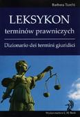 Turchi Barbara - Leksykon terminów prawniczych Dizionario dei termini giuridici