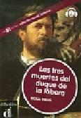 Ribas Rosa - Las tres muertes del duque de la Ribera + CD