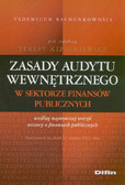 Zasady audytu wewnętrznego w sektorze finansów publicznych
