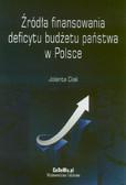 Ciak Jolanta - Źródła finansowania deficytu budżetu państwa w Polsce
