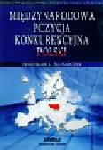 Ślusarczyk Bogusław L. - Międzynarodowa pozycja konkurencyjna Polski