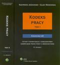 Jaśkowski Kazimierz, Maniewska Eliza - Kodeks pracy Komentarz Tom 1-2. Pakiet