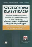 Majdrowicz-Dmitrzak Magdalena, Frąckowiak Joanna - Szczegółowa klasyfikacja