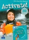 Boyd Elaine, Stephens Mary - Activate B2 New Student`s Book plus Active Book z płytą CD