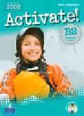 Stephens Mary - Activate B2 Workbook with key z płytą CD