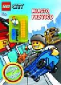 Lego City Miasto przygód. LMI10. Minifigurka i megaplakat. Wiek 5+