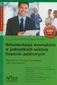 Dokumentacja wewnętrzna w jednostkach sektora finansów publicznych