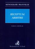 Zawiślak Karol - Receptum arbitrii