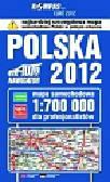Polska Mapa samochodowa dla profesjonalistów