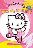 Hello Kitty Baw się i koloruj Zawody