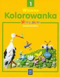 Stawicka Agnieszka, Nowicka Anna - Wesoła szkoła sześciolatka Kolorowanka Część 1