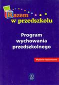 Andrzejewska Jolanta, Wierucka Jolanta - Razem w przedszkolu Program wychowania przedszkolnego