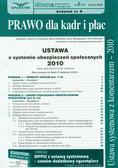 Praca zbiorowa - Ustawa o systemie ubezpieczeń społecznych 2010