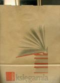 Torebka papierowa duża z logo Twoja Księgarnia