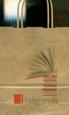 Torebka papierowa mała z logo Twoja Księgarnia