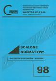 red. Wiśniewska Urszula, red. Kowalska Marzena - Scalone normatywy nr 98 - poziom cen IV kwartał 2011