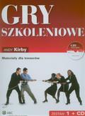 Kirby Andy - Gry szkoleniowe. Materiały dla trenerów, zestaw 1 (segregator A4 z CD)