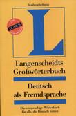 Langenscheidts Grosswort.broschiert/DaF bros