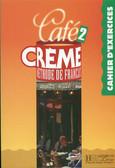 Cafe Creme 2 Zeszyt ćwiczeń