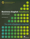Emmerson Paul - Business English Handbook Advanced. The whole of business in one book