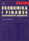 Bywalec Czesław - Ekonomika i finanse gospodarstw domowych