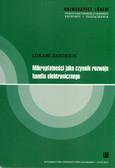 Zakonnik Łukasz - Mikropłatności jako czynnik rozwoju handlu elektronicznego