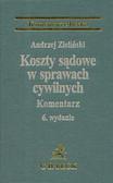 Zieliński Andrzej - Koszty sądowe w sprawch cywilnych Komentarz