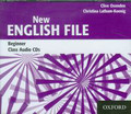 Oxenden Clive, Latham-Koenig Christina - New English File Beginner Class Audio CD