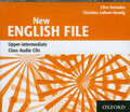 Oxenden Clive, Latham-Koenig Christina - New English File Upper Intermediate Class Audio CD