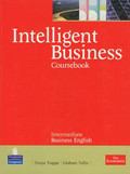 Trappe Tonya, Tullis Graham - Intelligent Business Coursebook