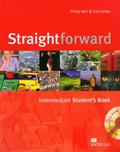 Kerr Philip, Jones Ceri - Straightforward Intermediate Student's Book + CD