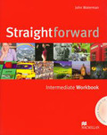 Waterman John - Straightforward Intermediate Workbook with CD
