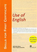 Mann Malcolm, Taylore-Knowles Steve - Skills for first certificate Use of English