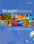 Kerr Philip - Straightforward Pre-Intermediate Student's Book with CD