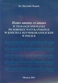Ropiak Sławomir - Homo amatus et amans. W teologii śpiewanej po Soborze Watykańskim II w kościele rzymskokatolickim w Polsce