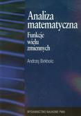 Birkholc Andrzej - Analiza matematyczna. Funkcje wielu zmiennych