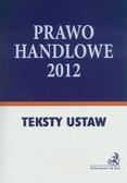 Prawo handlowe 2012